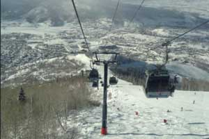 steamboat gondola